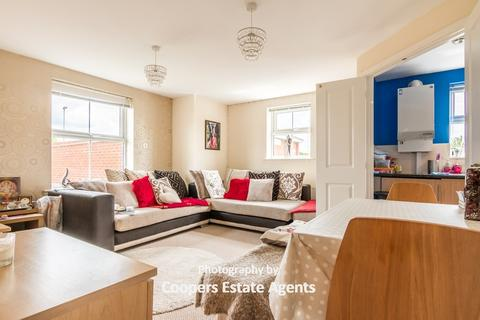 2 bedroom ground floor flat for sale - Blakeley Court, 50 Highley Drive, Daimler Green, Coventry