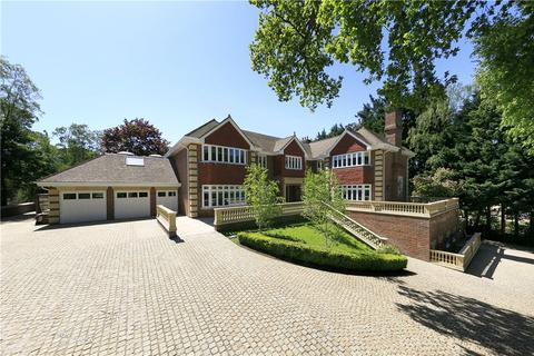 5 bedroom detached house for sale - Horseshoe Ridge, St George's Hill, Weybridge, Surrey, KT13