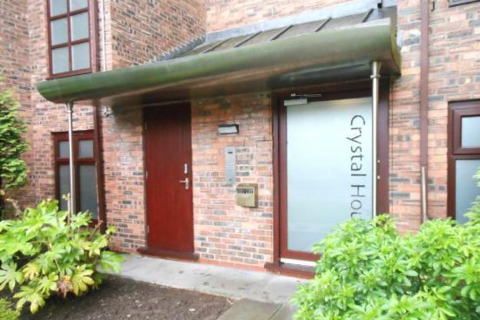 1 bedroom duplex to rent - Crystal House, Withington Road , Whalley Range, Manchester M16