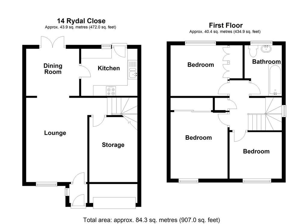 Floorplan: 14 rydal close.jpg