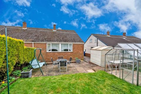 2 bedroom semi-detached bungalow for sale - Priory Road, Hednesford, Hednesford, Cannock