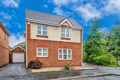 3 bedroom detached house for sale - Stephenson Way, Hednesford, Cannock