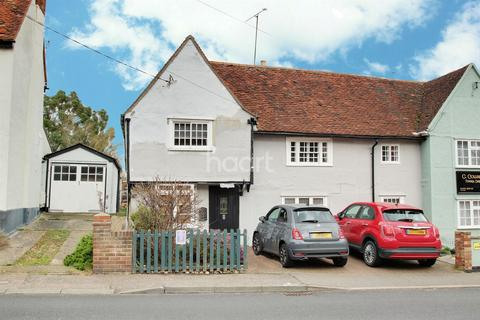 3 bedroom cottage for sale - The Street, White Notley