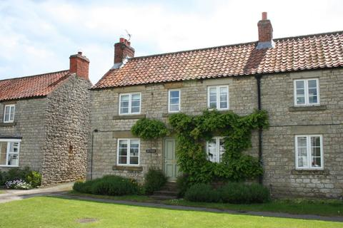 2 bedroom cottage for sale - The Cottage, Main Street, Harome, YO62 5JF