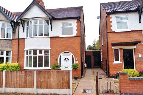 3 bedroom semi-detached house for sale - Hungerford Terrace, Crewe, Cheshire, CW1