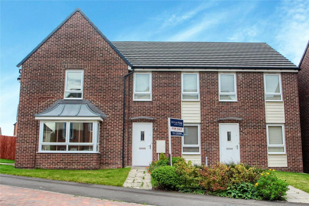 2 Bedrooms Terraced House for sale in Pottery Wharf, Thornaby