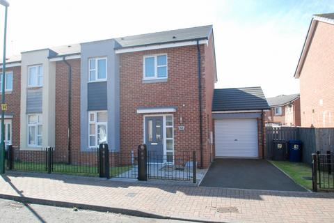 3 bedroom semi-detached house for sale - Rowan Drive, South Shields