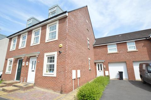 3 bedroom townhouse for sale - Normandy Drive, Yate, BRISTOL, BS37 4FG