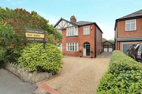 3 bedroom semi-detached house for sale - Leek Road, Congleton