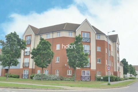 2 bedroom flat for sale - Ganymede Close, Ipswich