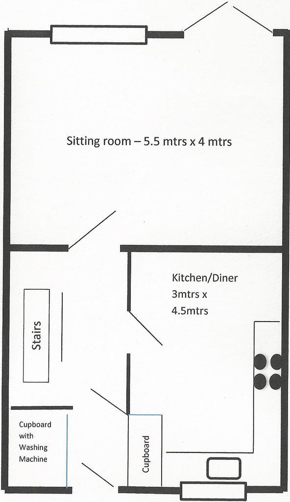 Floorplan 2 of 2: Downstairs