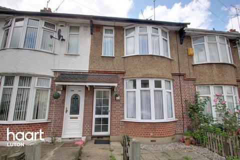 2 bedroom terraced house for sale - St Monicas Avenue, Luton