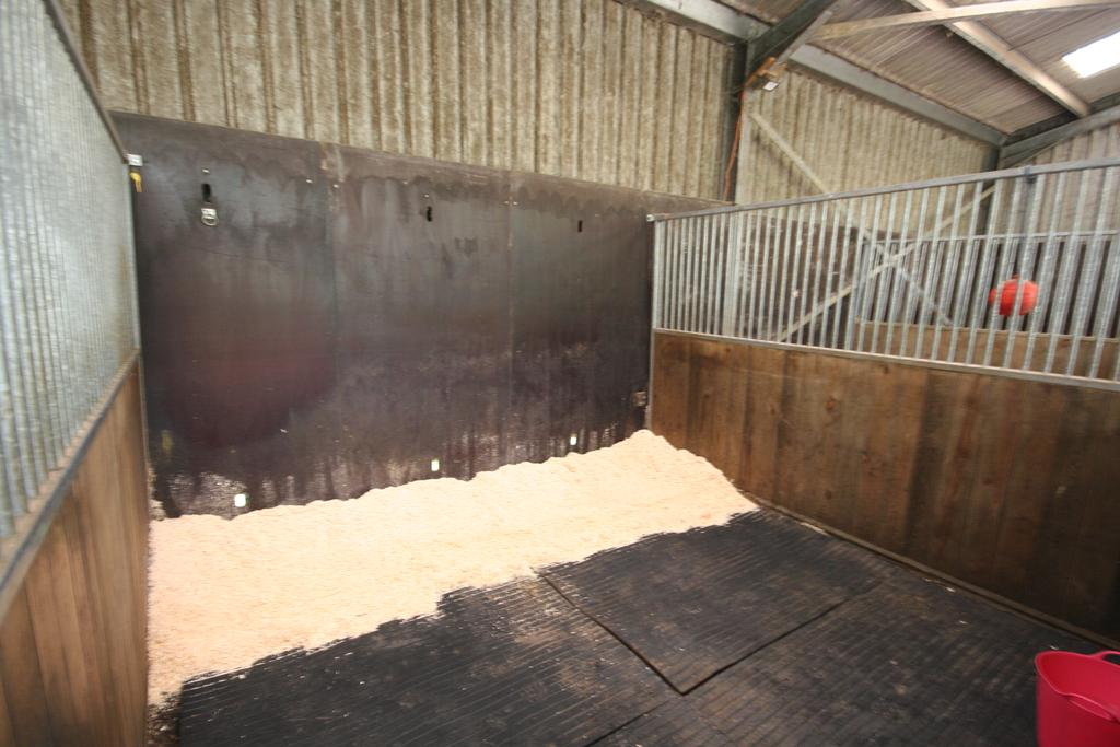 2nd stables box