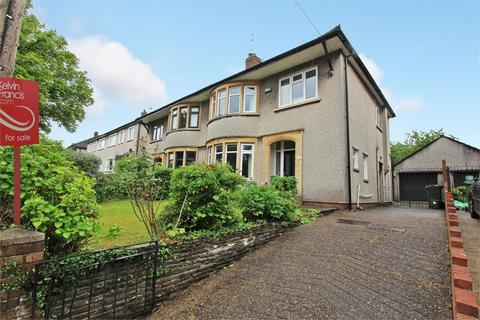 3 bedroom semi-detached house for sale - Windermere Avenue, Roath Park, Cardiff