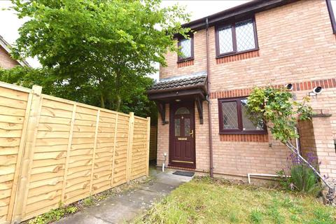 2 bedroom end of terrace house for sale - Lambourne Drive, Locks Heath, Southampton