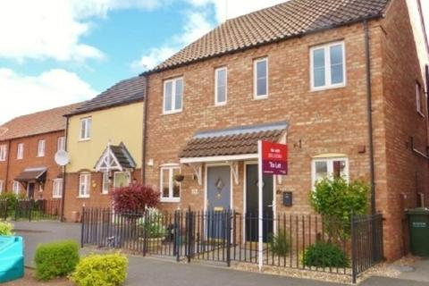 2 bedroom semi-detached house to rent - 12 The Old Dairy, Wyberton, Boston