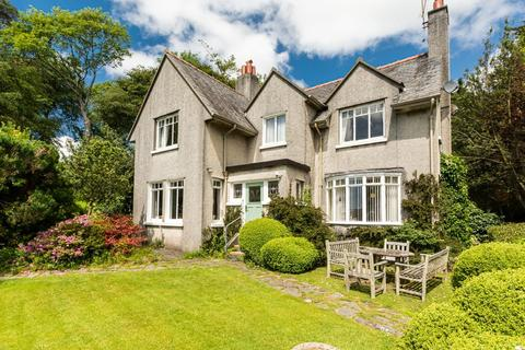 4 bedroom detached house for sale - Lon Ednyfed, Criccieth, North Wales