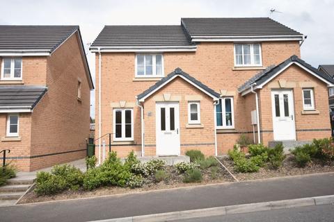 2 bedroom semi-detached house to rent - 37 Ffordd Y Dolau, Llanharan, Rhondda Cynon Taff, CF72 9FT