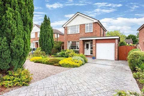 3 bedroom detached house for sale - Leamington Road, Congleton