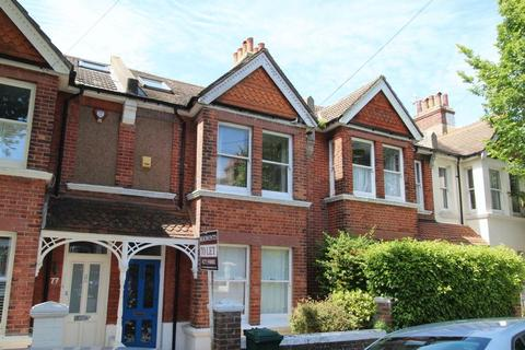 4 bedroom terraced house to rent - Lowther Road, Brighton