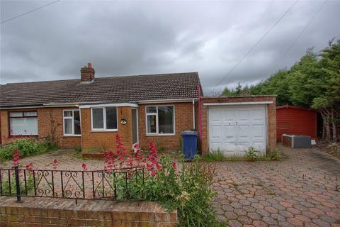 3 bedroom semi-detached bungalow for sale - Millholme Drive, Brotton