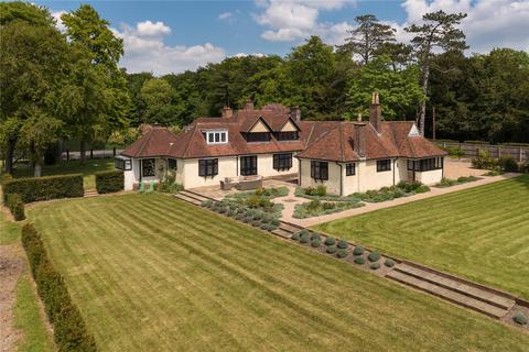 5 bedroom detached house for sale - Little Somborne, Stockbridge, Hampshire