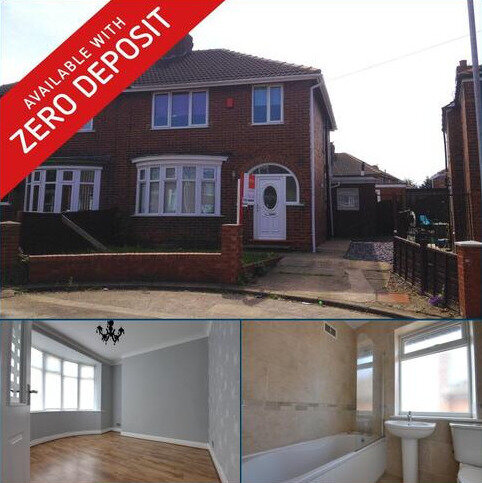 3 bedroom semi-detached house to rent - Malling Road, Stockton-on-Tees