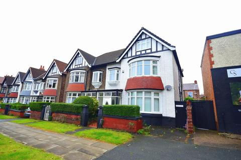 6 bedroom semi-detached house for sale - Queens Drive, Mossley Hill