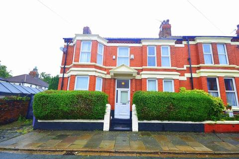 4 bedroom end of terrace house for sale - Norwich Road, Liverpool L15