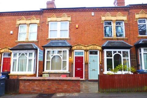3 bedroom terraced house to rent - Victoria Road, Harborne, Birmingham, B17 0AE
