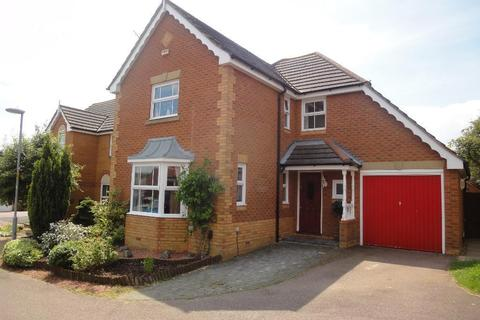 4 bedroom detached house for sale - Gatehill Gardens, Barton Hills, Luton, Bedfordshire, LU3 4EZ