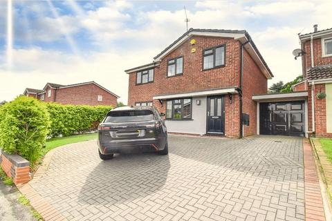 4 bedroom detached house for sale - Derwent Drive, Congleton