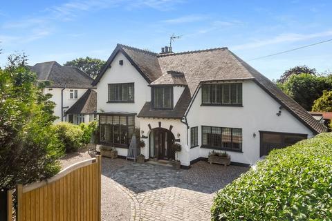4 bedroom detached house for sale - Crewe Road, Crewe