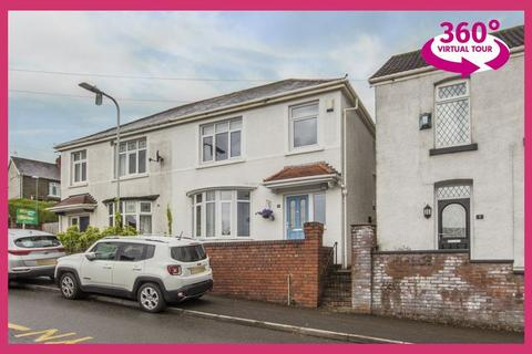 3 bedroom semi-detached house for sale - Vicarage Road, Swansea - REF#00007029 - View 360 Tour At: