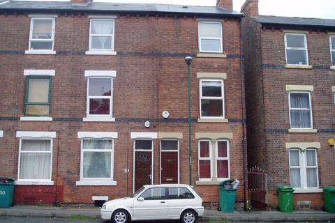 4 bedroom semi-detached house to rent - Thurgarton Street, Nottingham