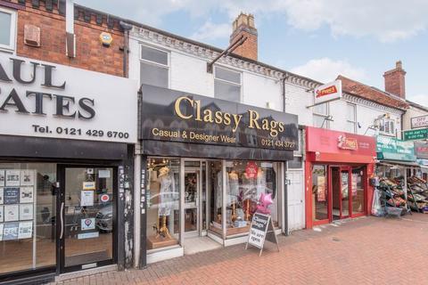 Shop for sale - Classy Rags, Bearwood Road, Smethwick, B66 4BL