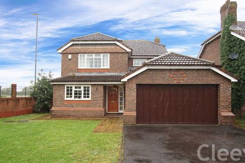 4 bedroom detached house for sale - Yarlington Close, Bishops Cleeve
