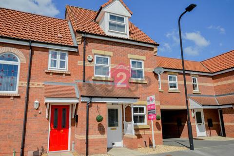3 bedroom townhouse for sale - Sanders Way, Dinnington, Sheffield, S25
