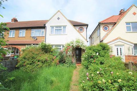 3 bedroom end of terrace house for sale - Mansfield Road, Chessington