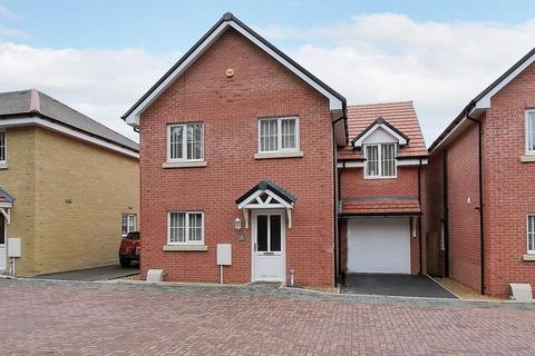 4 bedroom detached house for sale - Rose Drive, Ludgershall, Nr Andover