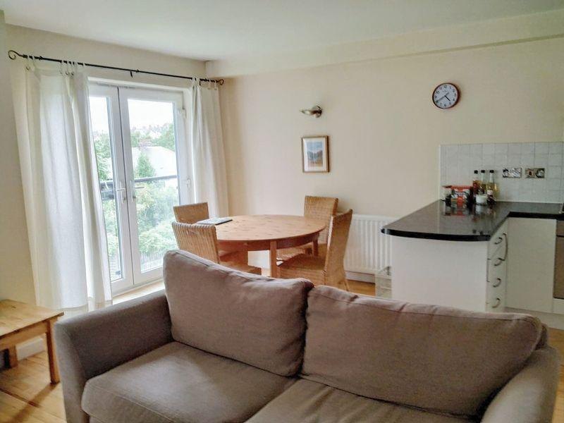 Lounge / kitchen /