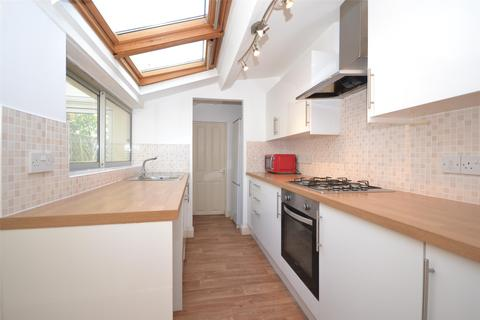 4 bedroom terraced house to rent - Brougham Hayes, Bath, BA2