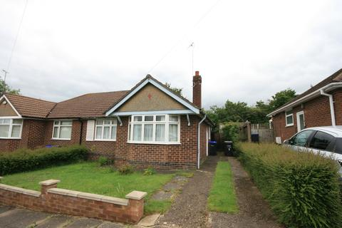 2 bedroom semi-detached bungalow for sale - Sunningdale Close, Northampton, NN2