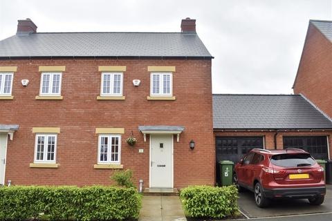 3 bedroom semi-detached house for sale - Poppyfield Road, Wootton, Northampton