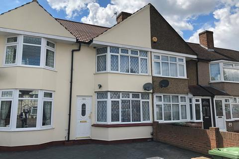 2 bedroom terraced house to rent - Harcourt Avenue, Sidcup, DA15