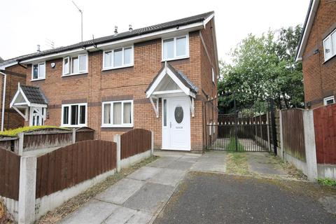 3 bedroom semi-detached house for sale - Finstock Close, Eccles, Manchester