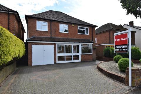 4 bedroom detached house for sale - Station Road, Kings Norton, Birmingham, B30
