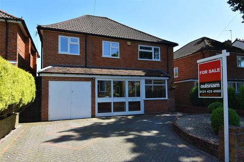 4 bedroom detached house for sale - Station Road, Kings Norton, Birmingham, B30