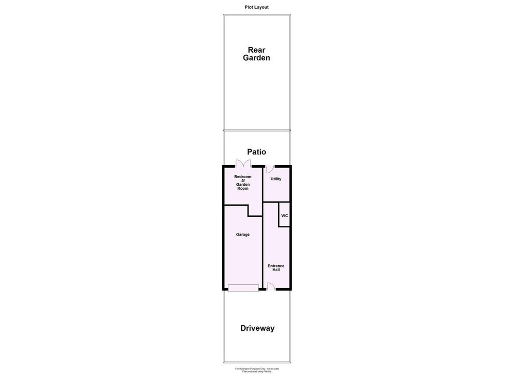 Floorplan 1 of 2: 25 The Square, York, Plot.JPG