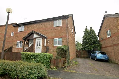 3 bedroom semi-detached house to rent - Primatt Crescent, Shenley Church End, Milton Keynes, MK5